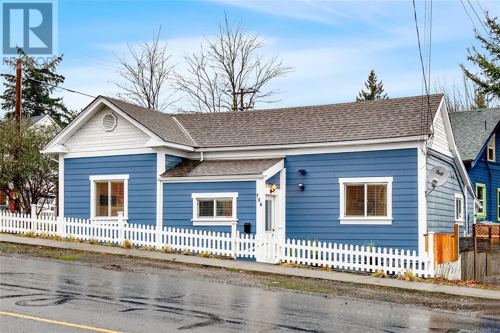726 Fitzwilliam St, Nanaimo, British Columbia  V9R 3B6 - Photo 1 - 862194
