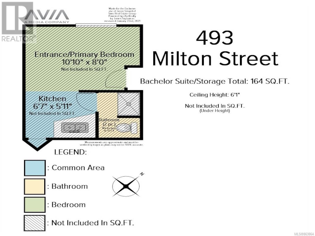493 Milton St, Nanaimo, British Columbia  V9R 2K9 - Photo 36 - 863864